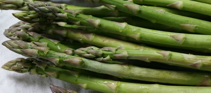 All About: Asparagus