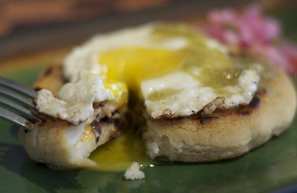 Breakfast Pupusa