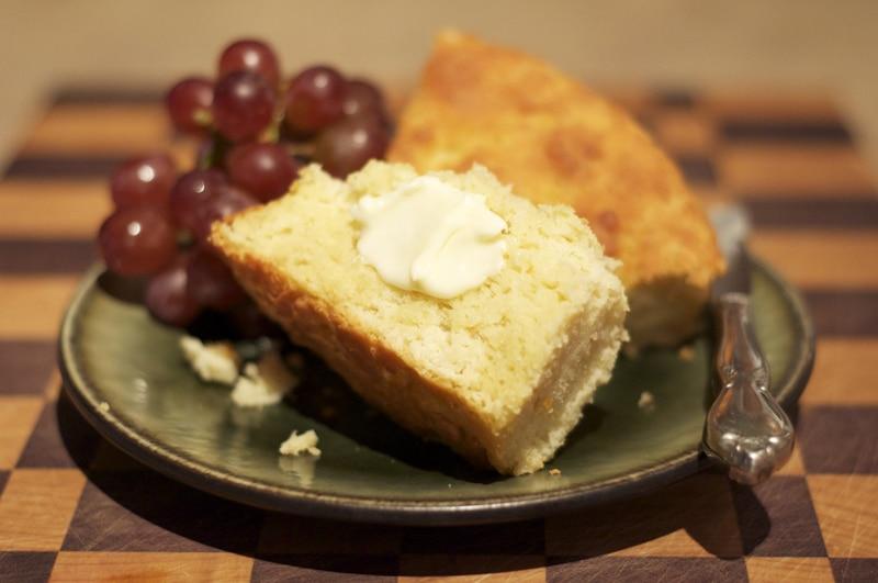 Spongy Gluten Free Bread